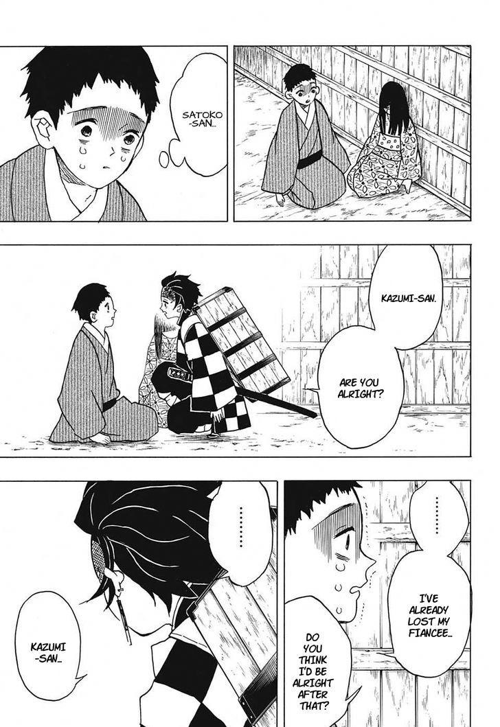 Kimetsu no Yaiba Chapter 13  Online Free Manga Read Image 5