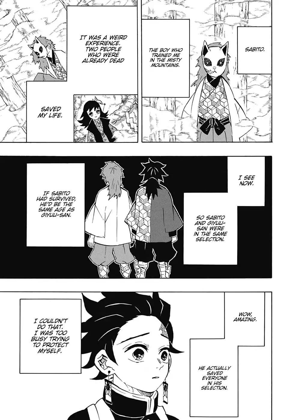 Kimetsu no Yaiba Chapter 131  Online Free Manga Read Image 3
