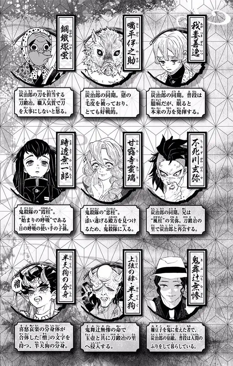 Kimetsu no Yaiba Chapter 133.5  Online Free Manga Read Image 4