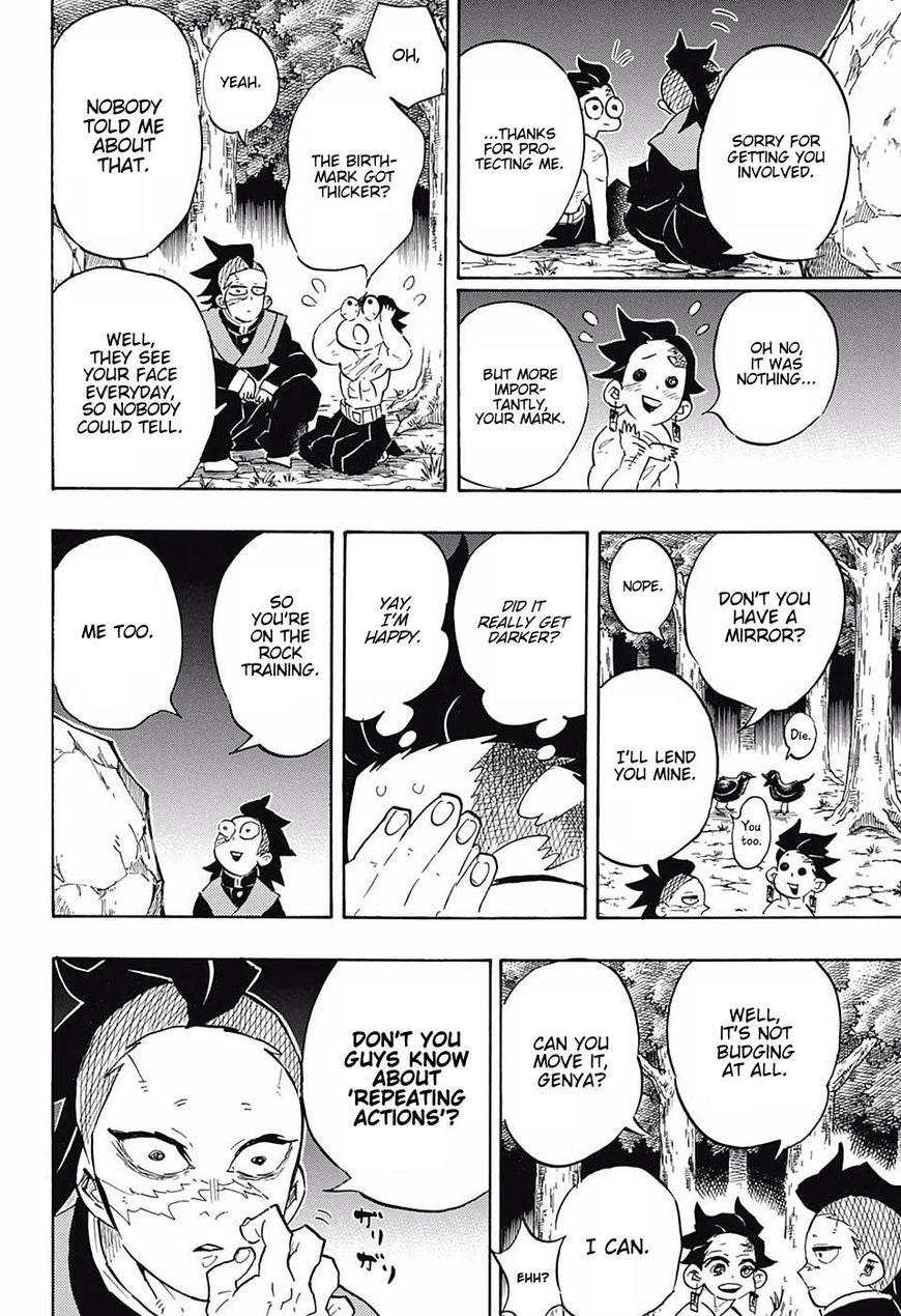 Kimetsu no Yaiba Chapter 134  Online Free Manga Read Image 16