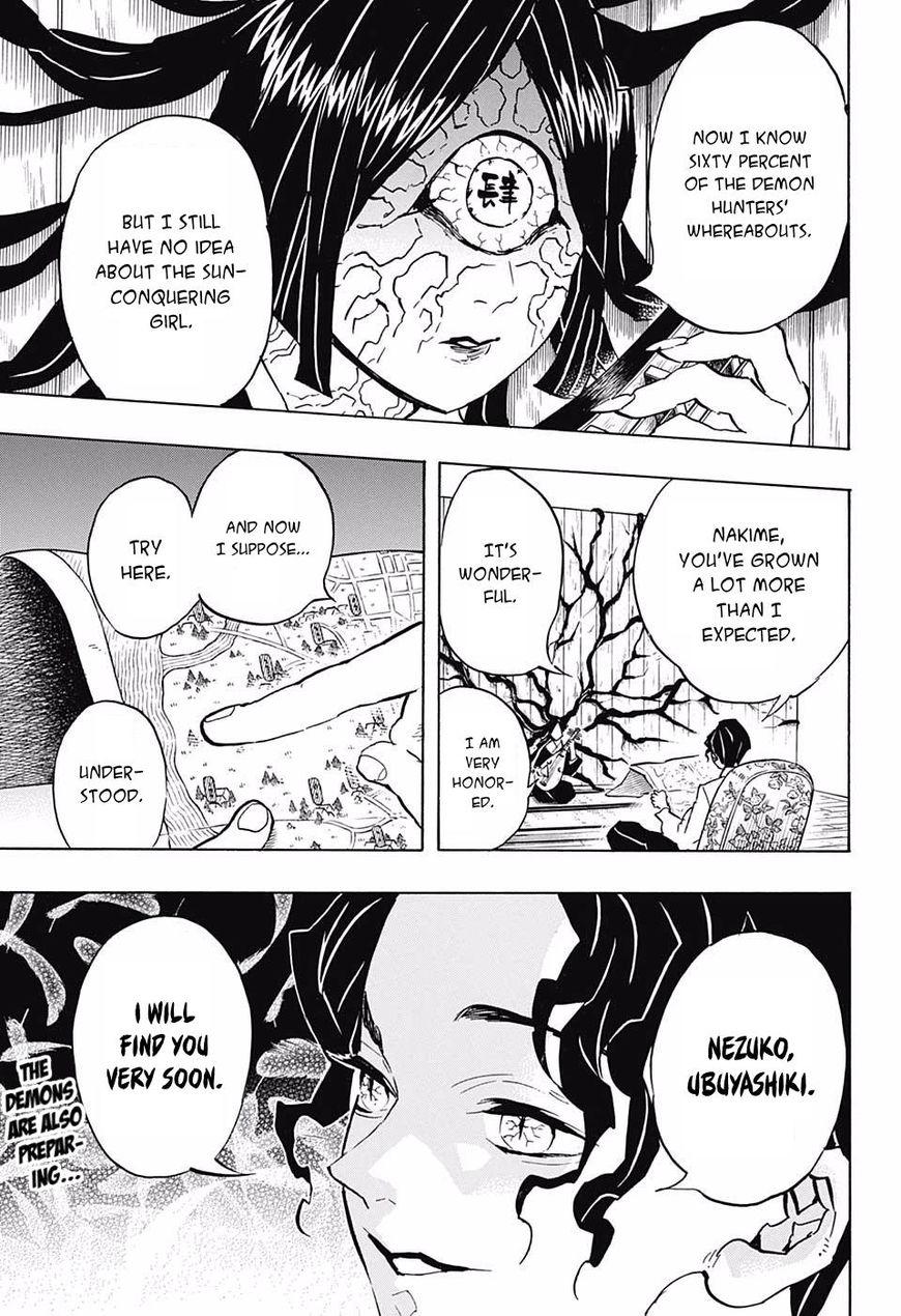 Kimetsu no Yaiba Chapter 134  Online Free Manga Read Image 19
