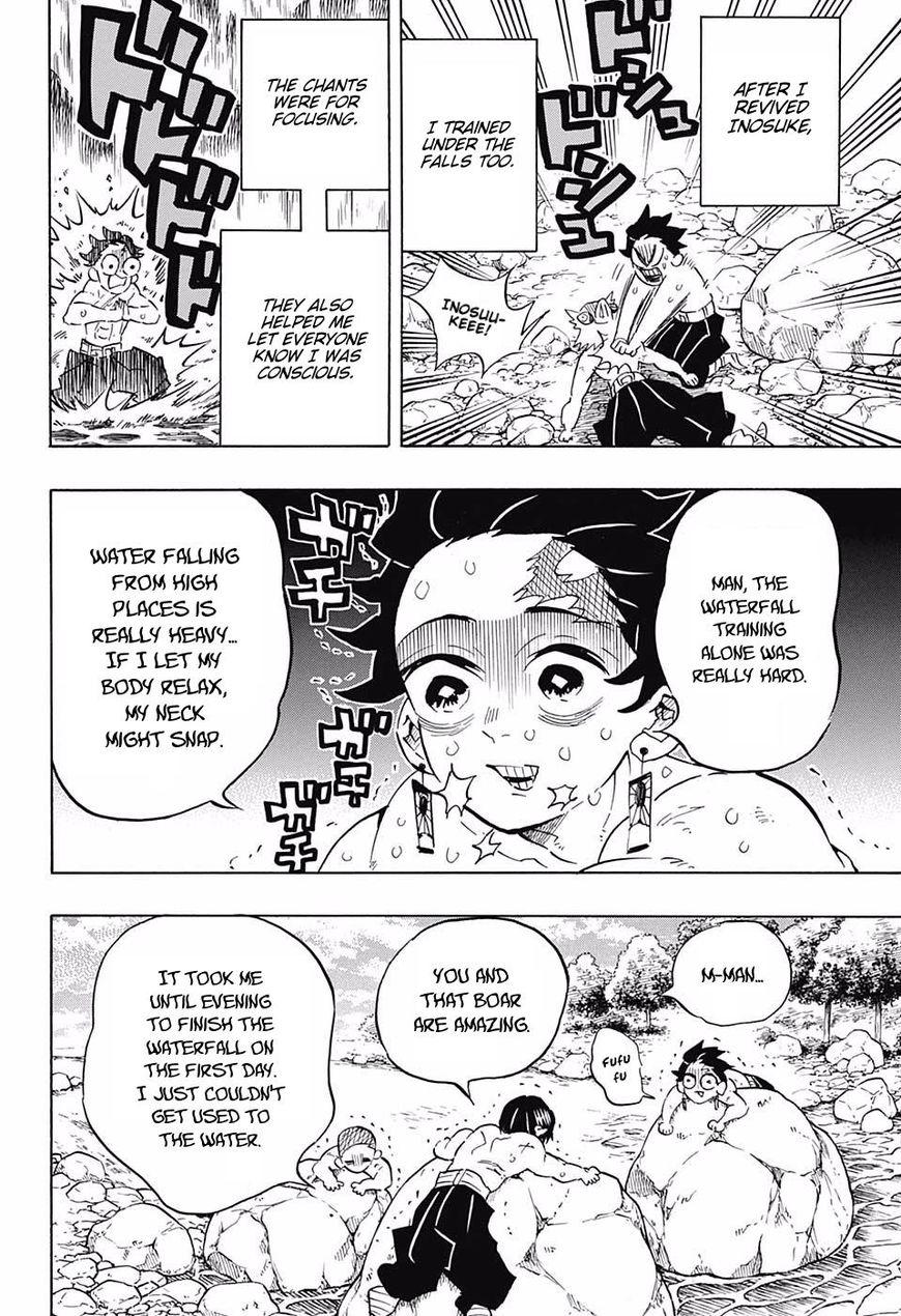 Kimetsu no Yaiba Chapter 134  Online Free Manga Read Image 6