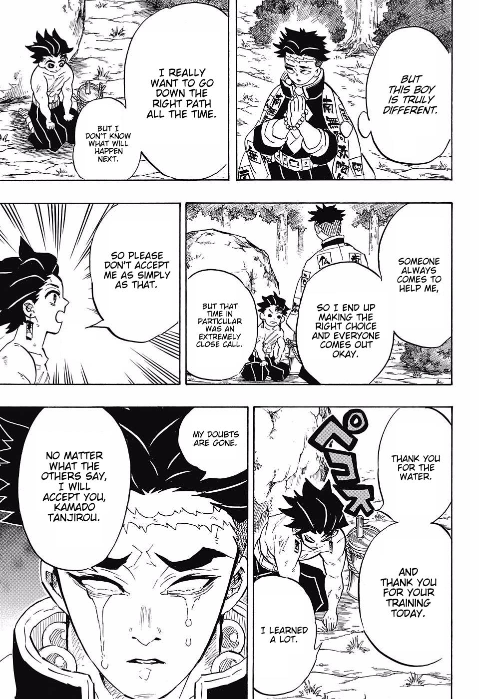 Kimetsu no Yaiba Chapter 135  Online Free Manga Read Image 11