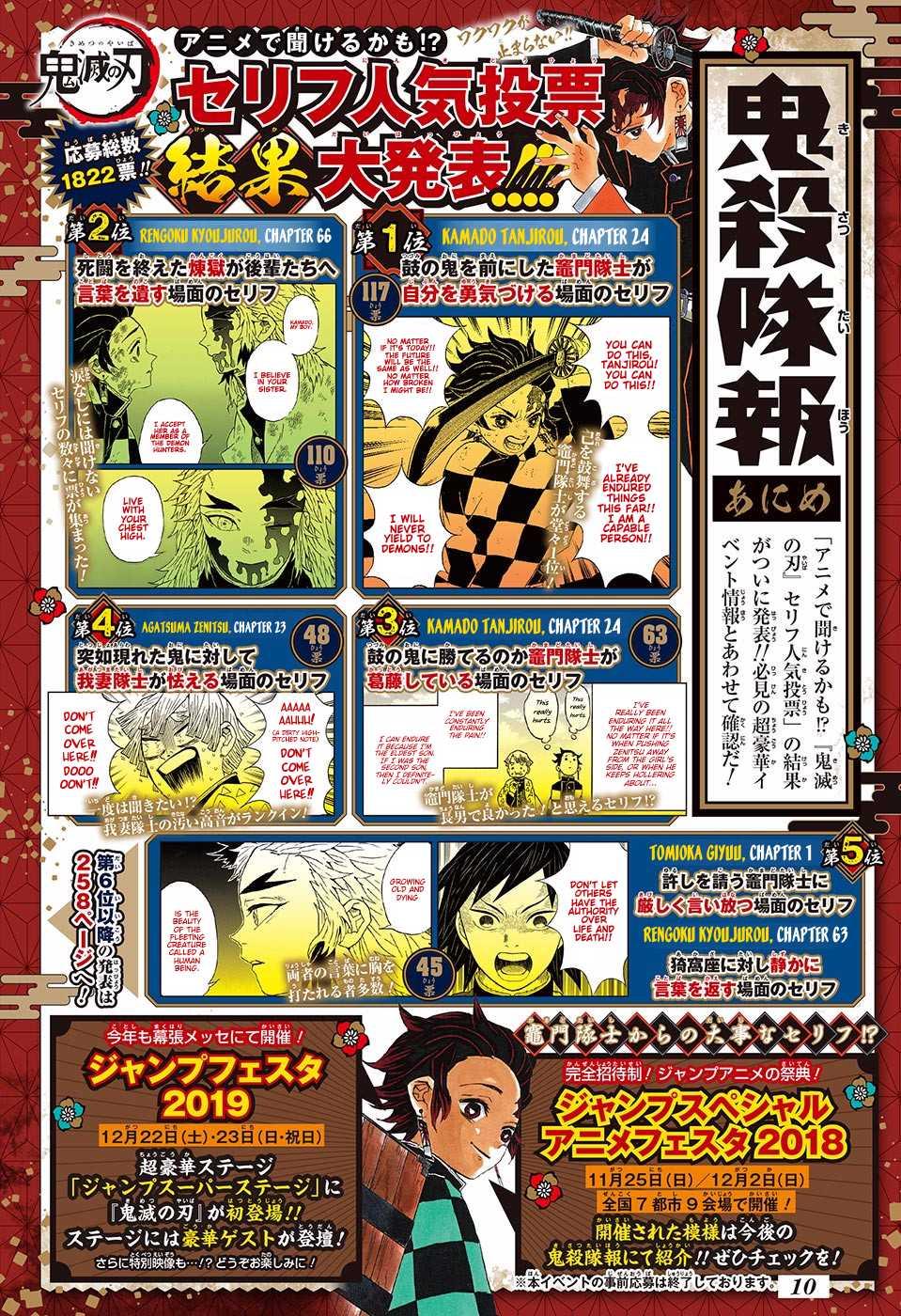 Kimetsu no Yaiba Chapter 135  Online Free Manga Read Image 20
