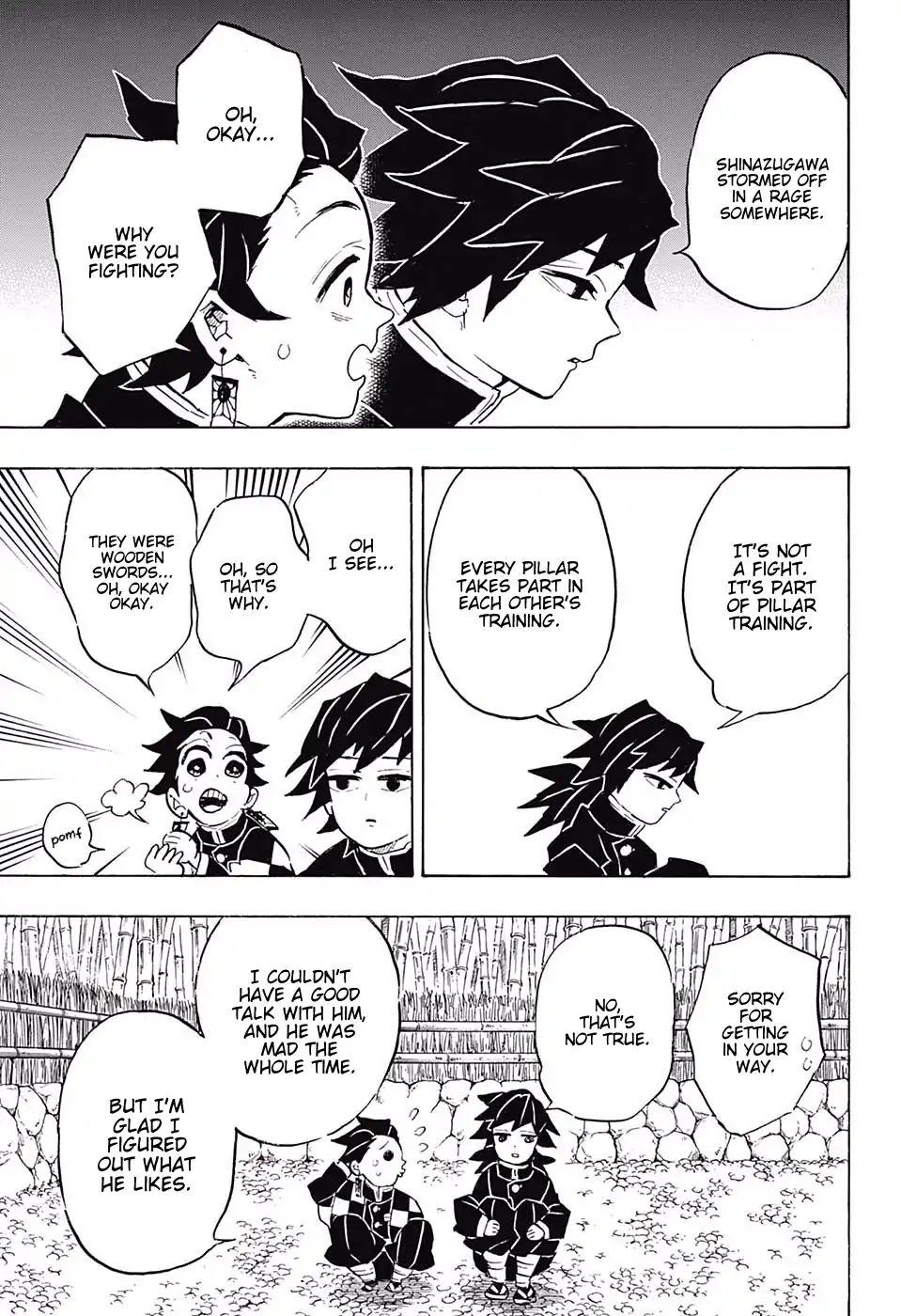 Kimetsu no Yaiba Chapter 136  Online Free Manga Read Image 15