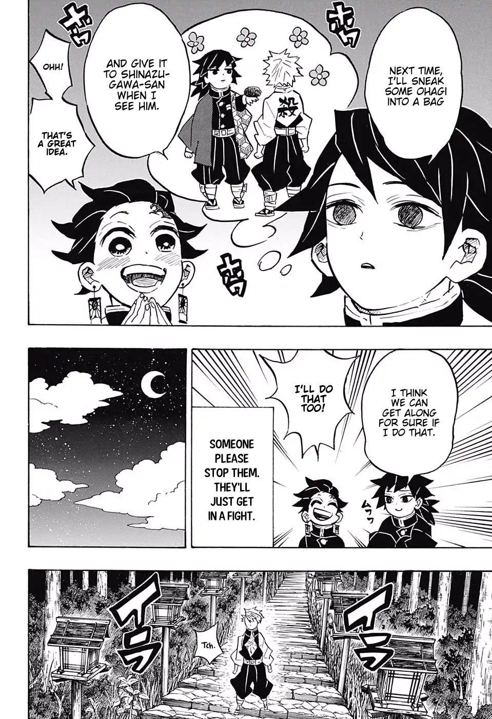 Kimetsu no Yaiba Chapter 136  Online Free Manga Read Image 16