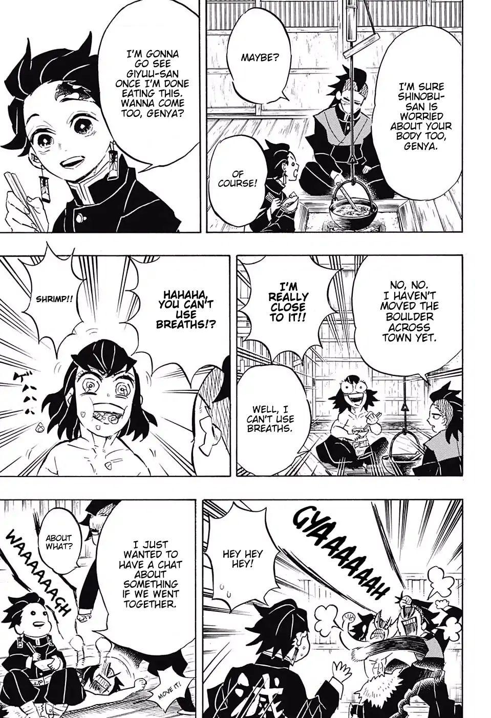 Kimetsu no Yaiba Chapter 136  Online Free Manga Read Image 3
