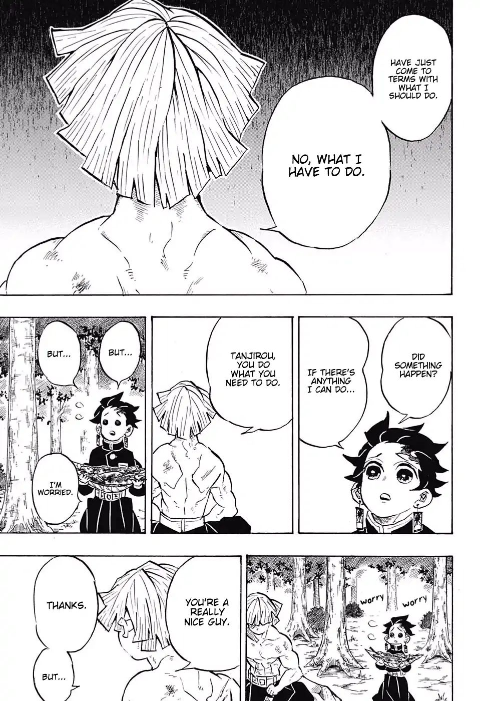 Kimetsu no Yaiba Chapter 136  Online Free Manga Read Image 5