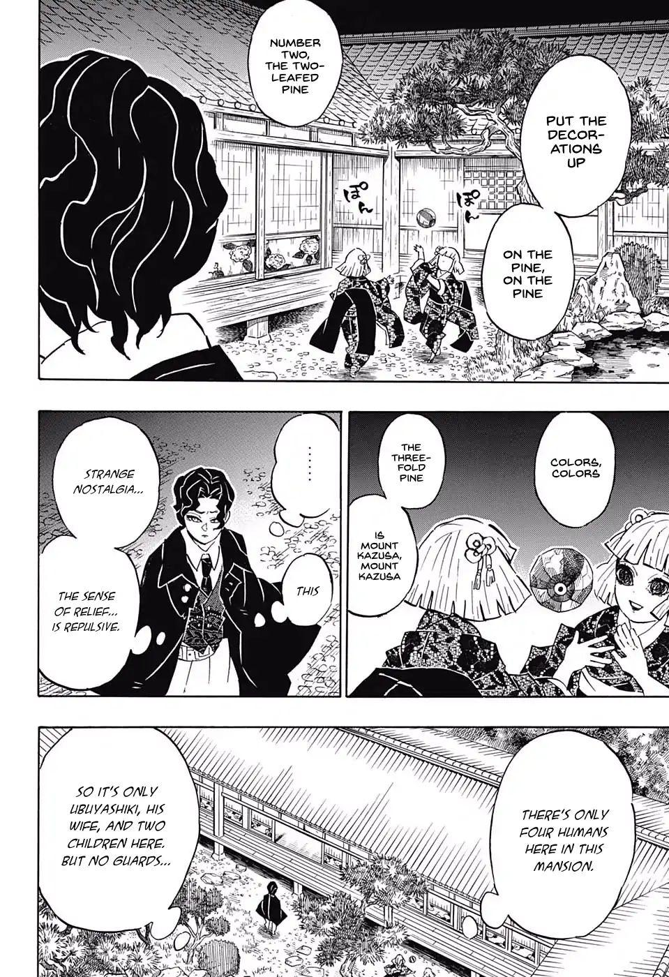 Kimetsu no Yaiba Chapter 137  Online Free Manga Read Image 10