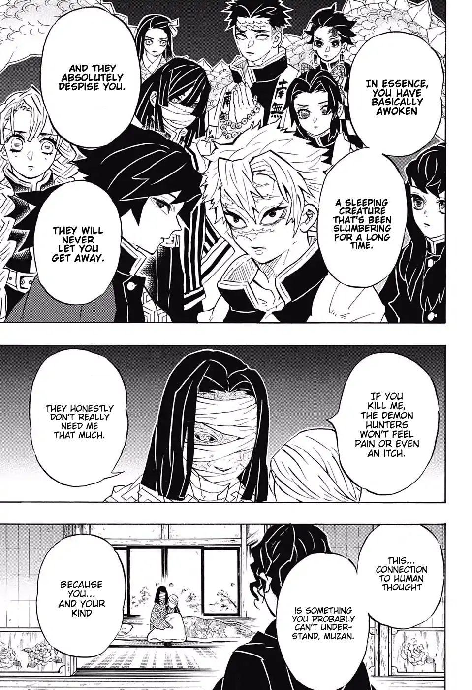 Kimetsu no Yaiba Chapter 137  Online Free Manga Read Image 15