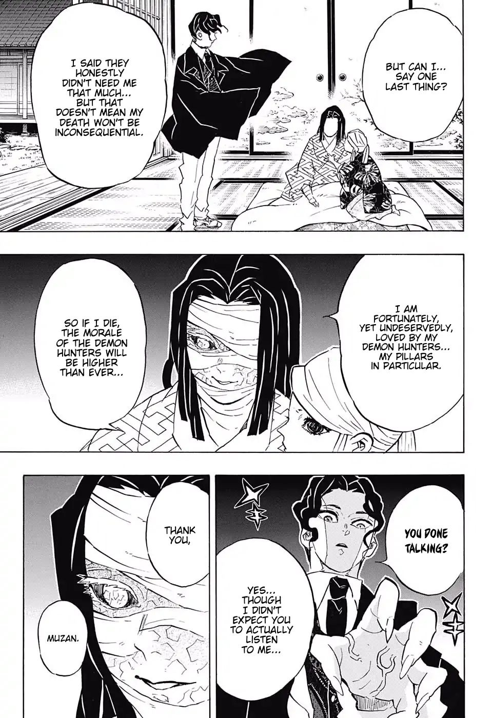 Kimetsu no Yaiba Chapter 137  Online Free Manga Read Image 17