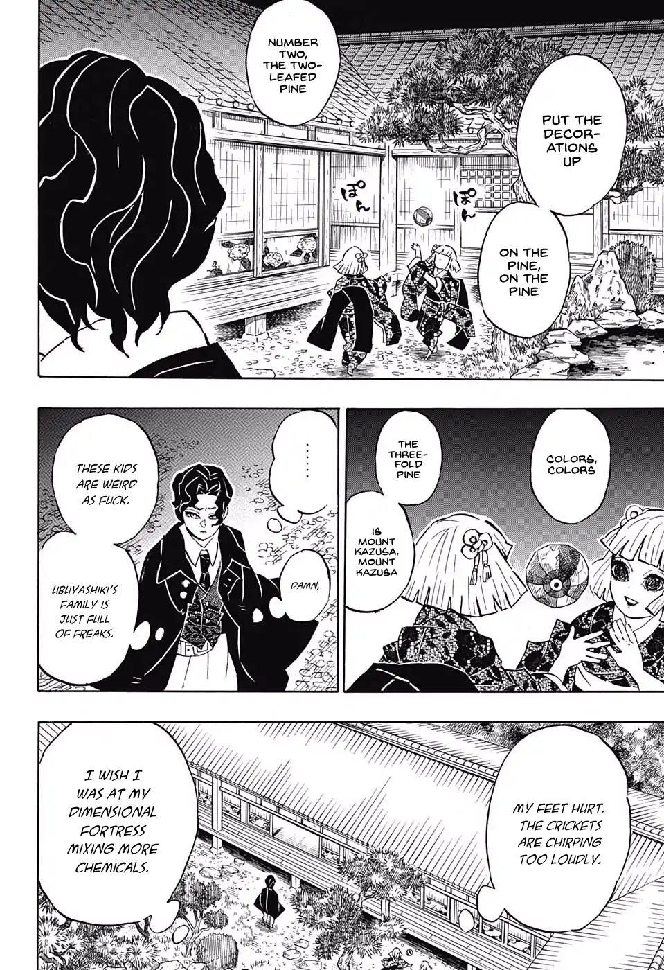 Kimetsu no Yaiba Chapter 137  Online Free Manga Read Image 20