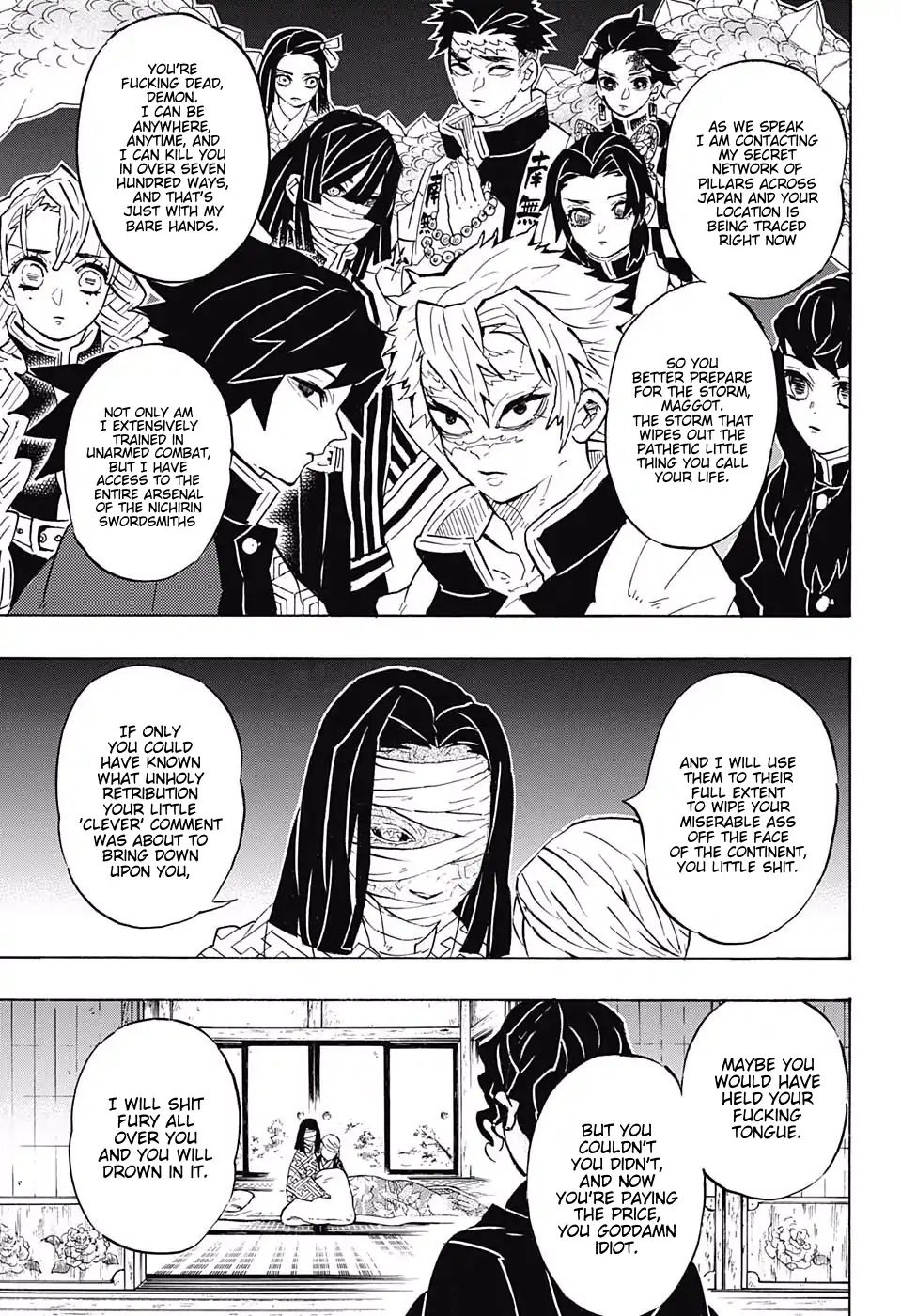 Kimetsu no Yaiba Chapter 137  Online Free Manga Read Image 22