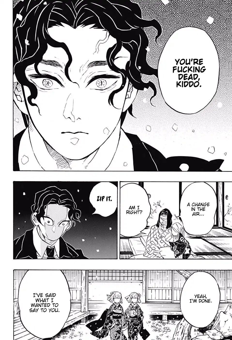 Kimetsu no Yaiba Chapter 137  Online Free Manga Read Image 23
