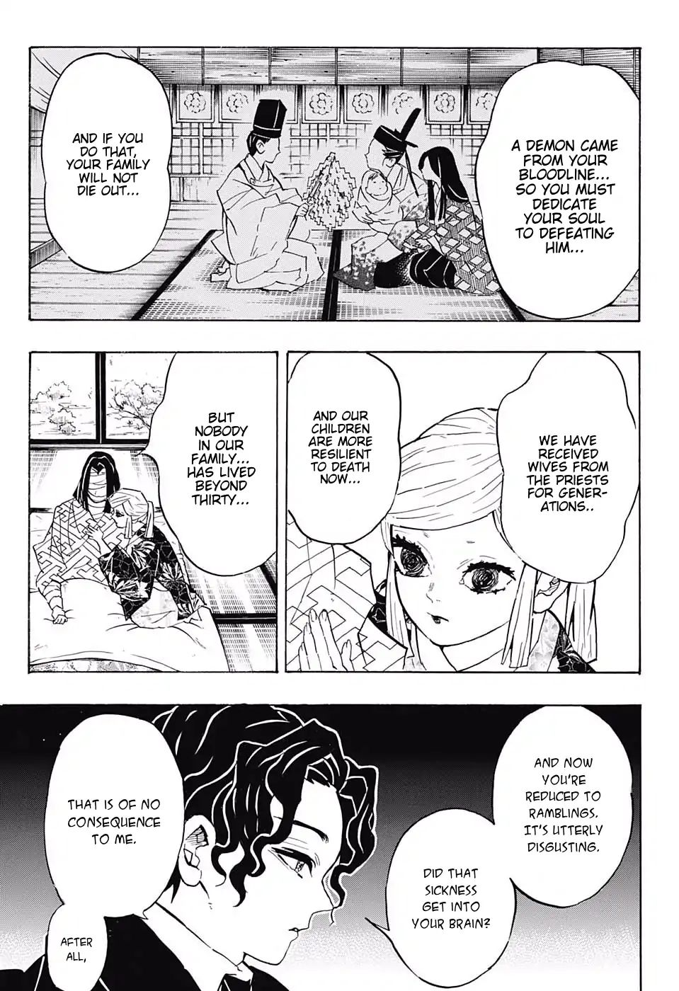 Kimetsu no Yaiba Chapter 137  Online Free Manga Read Image 7