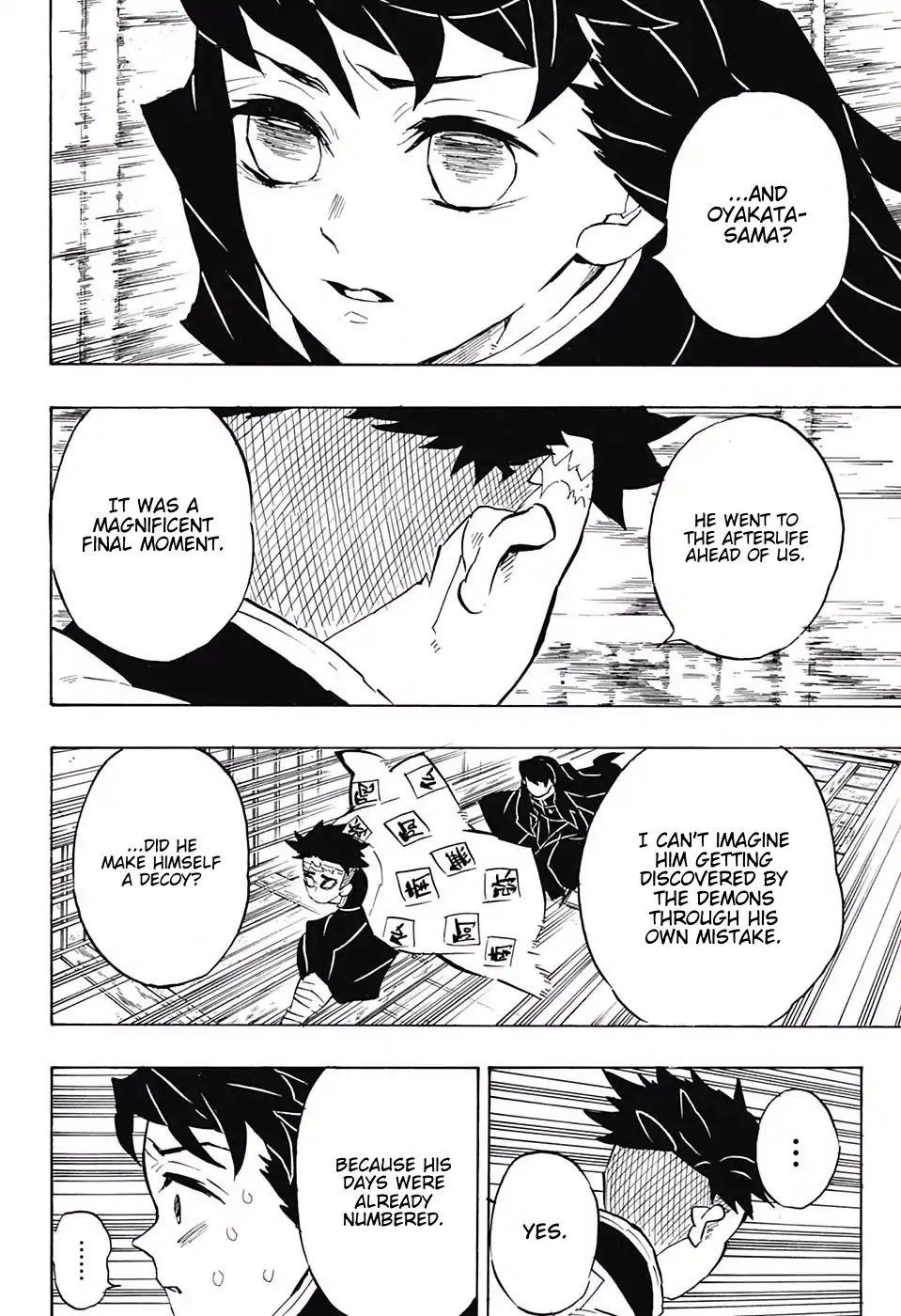 Kimetsu no Yaiba Chapter 140  Online Free Manga Read Image 12