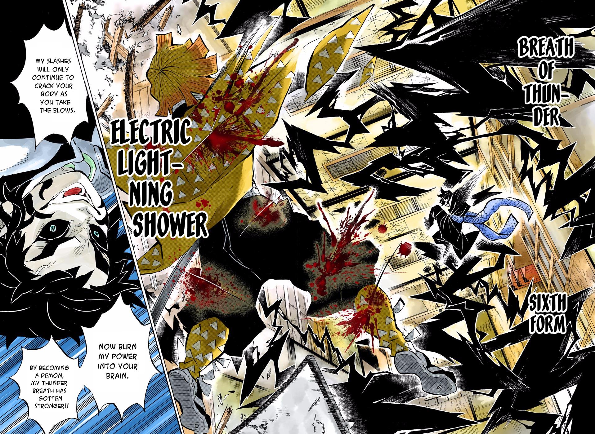 Kimetsu no Yaiba Chapter 145  Online Free Manga Read Image 10
