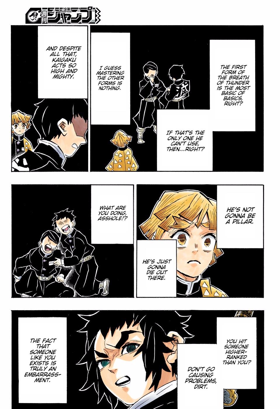 Kimetsu no Yaiba Chapter 145  Online Free Manga Read Image 12