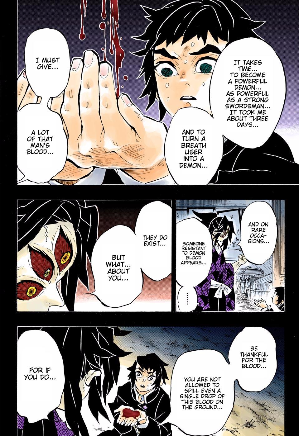 Kimetsu no Yaiba Chapter 145  Online Free Manga Read Image 4