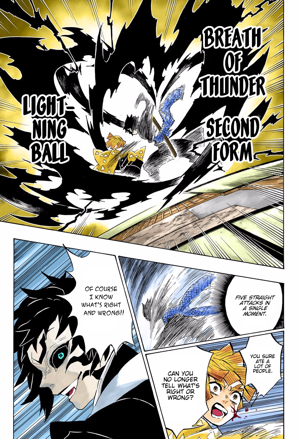 Kimetsu no Yaiba Chapter 145  Online Free Manga Read Image 7
