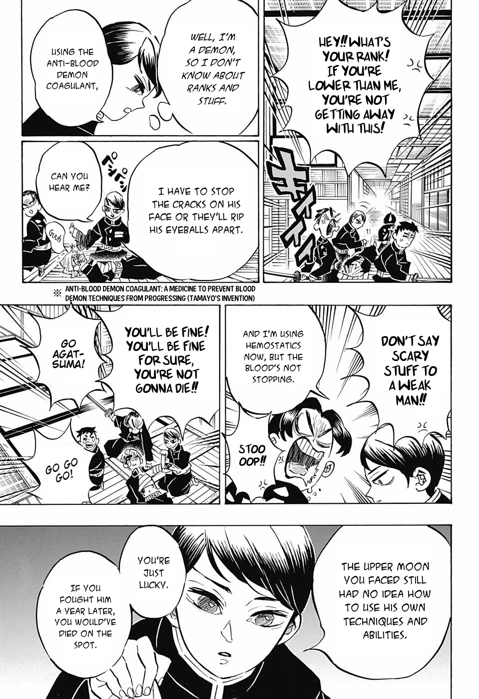 Kimetsu no Yaiba Chapter 146  Online Free Manga Read Image 9