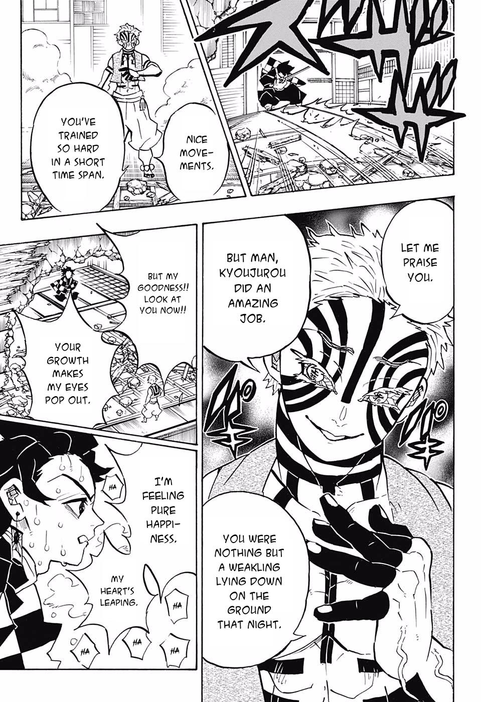 Kimetsu no Yaiba Chapter 148  Online Free Manga Read Image 15