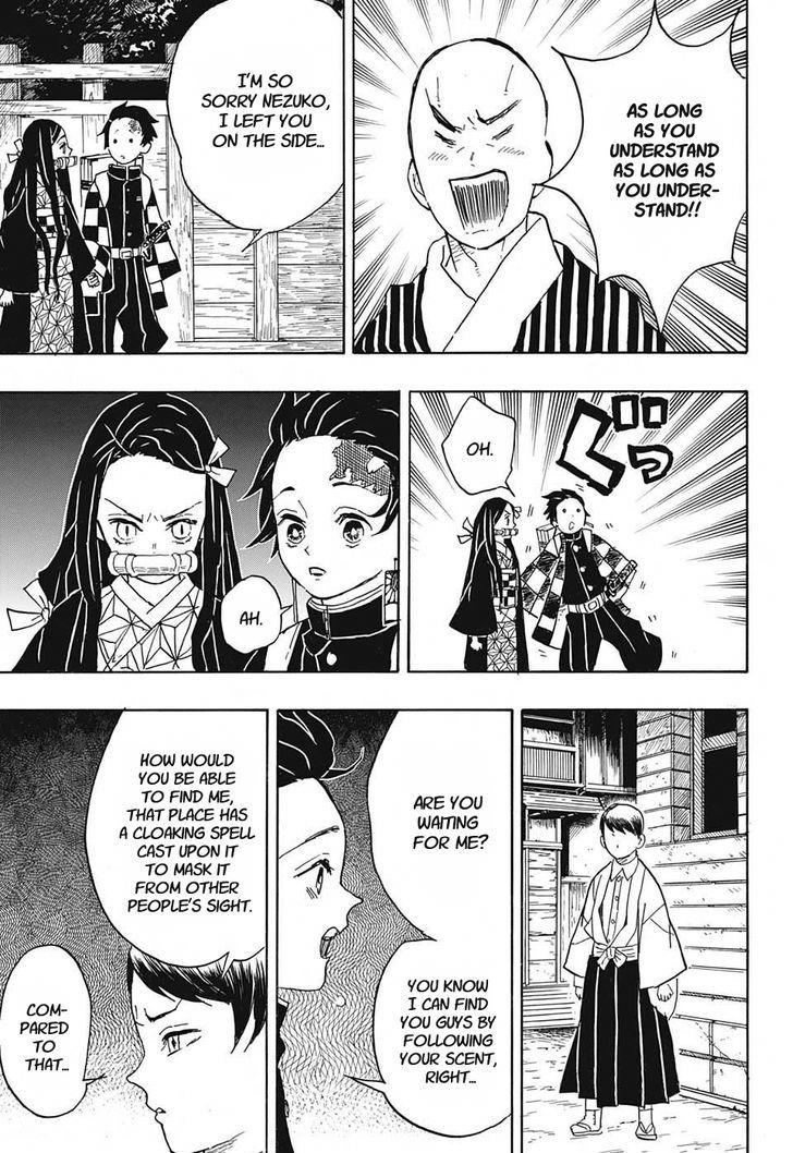 Kimetsu no Yaiba Chapter 15  Online Free Manga Read Image 3