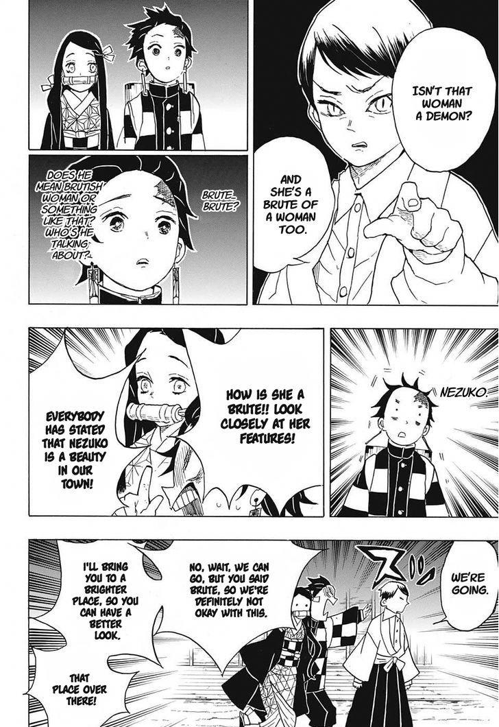 Kimetsu no Yaiba Chapter 15  Online Free Manga Read Image 4