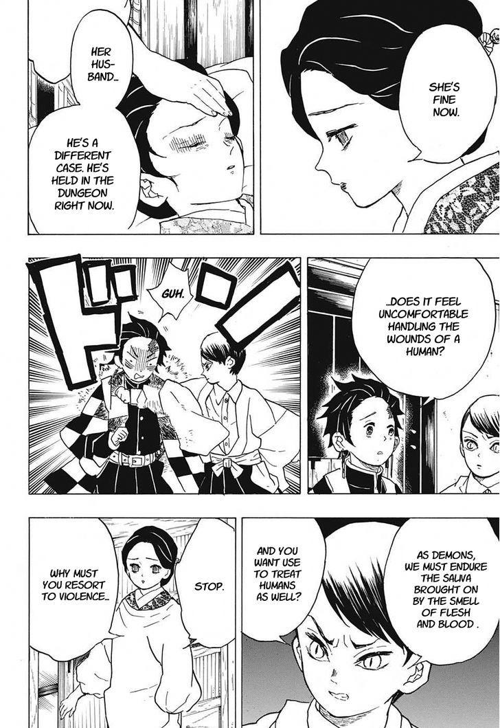 Kimetsu no Yaiba Chapter 15  Online Free Manga Read Image 6