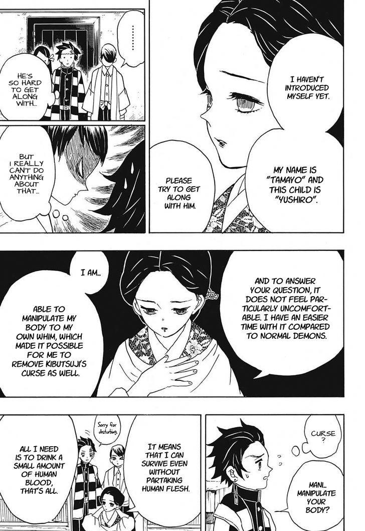 Kimetsu no Yaiba Chapter 15  Online Free Manga Read Image 7