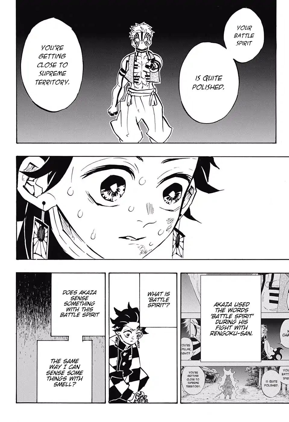Kimetsu no Yaiba Chapter 150  Online Free Manga Read Image 10