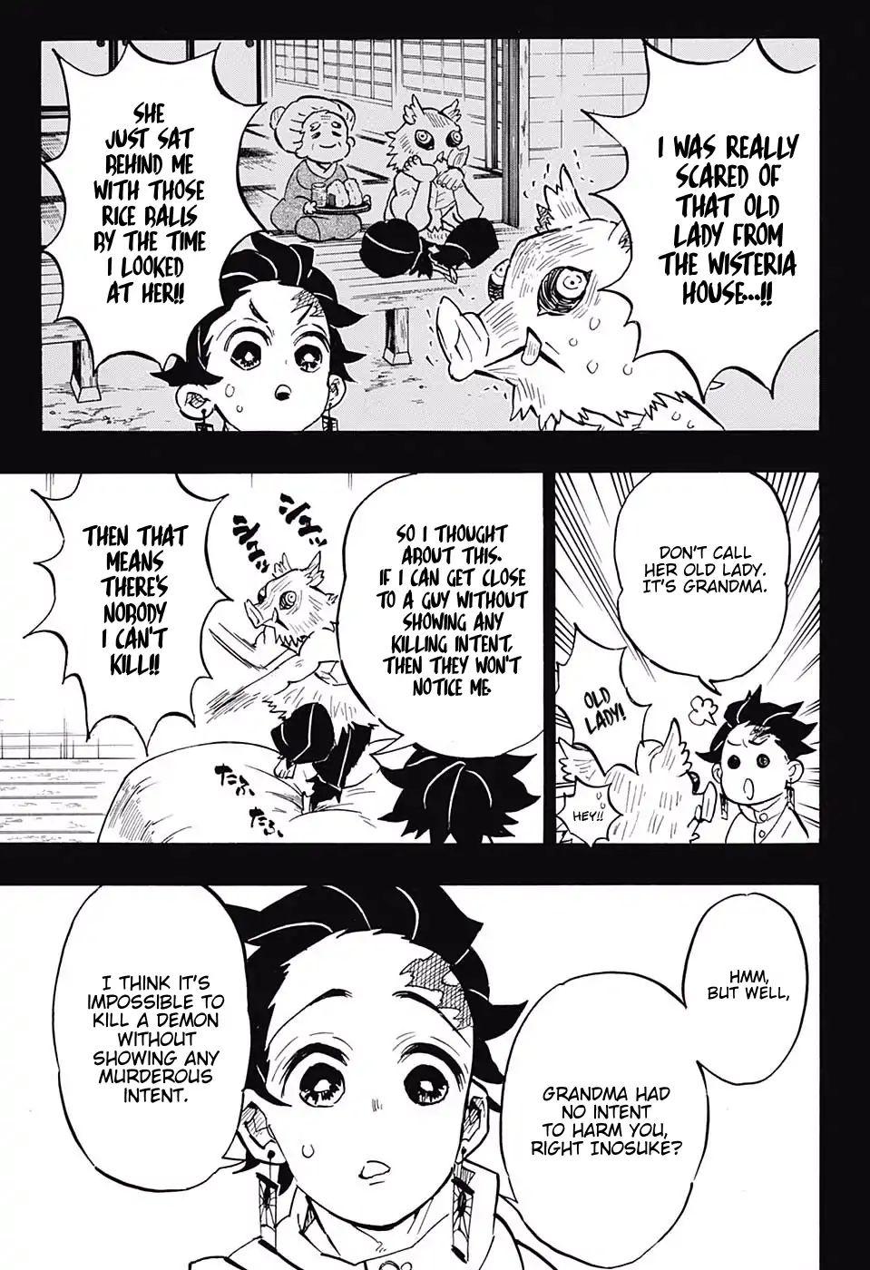Kimetsu no Yaiba Chapter 150  Online Free Manga Read Image 13