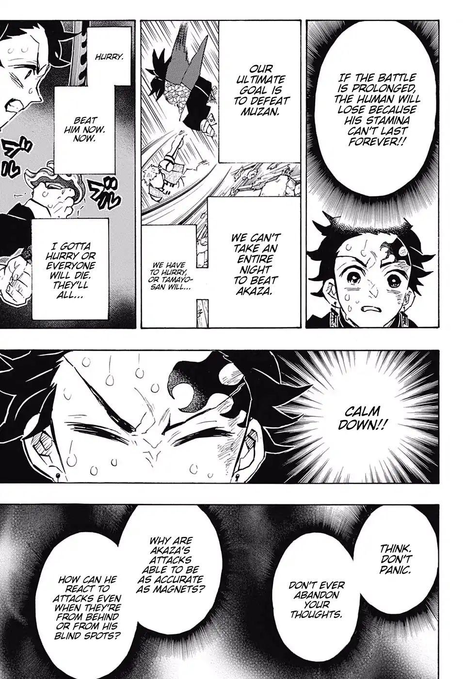 Kimetsu no Yaiba Chapter 150  Online Free Manga Read Image 9