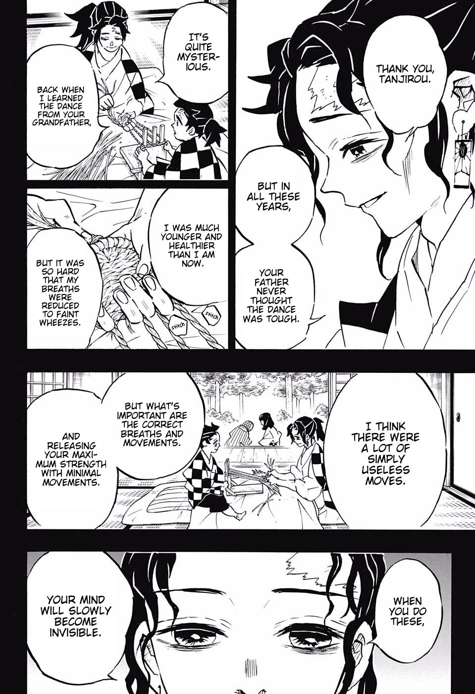 Kimetsu no Yaiba Chapter 151  Online Free Manga Read Image 4