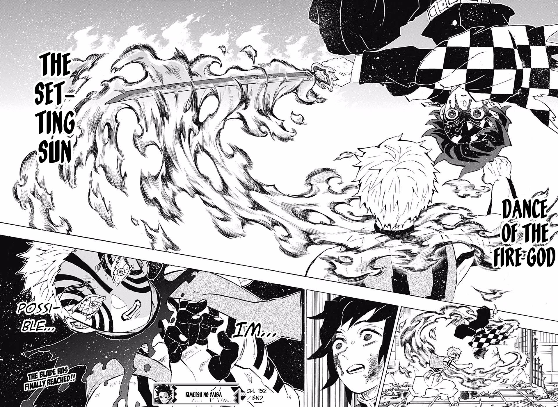 Kimetsu no Yaiba Chapter 152  Online Free Manga Read Image 19