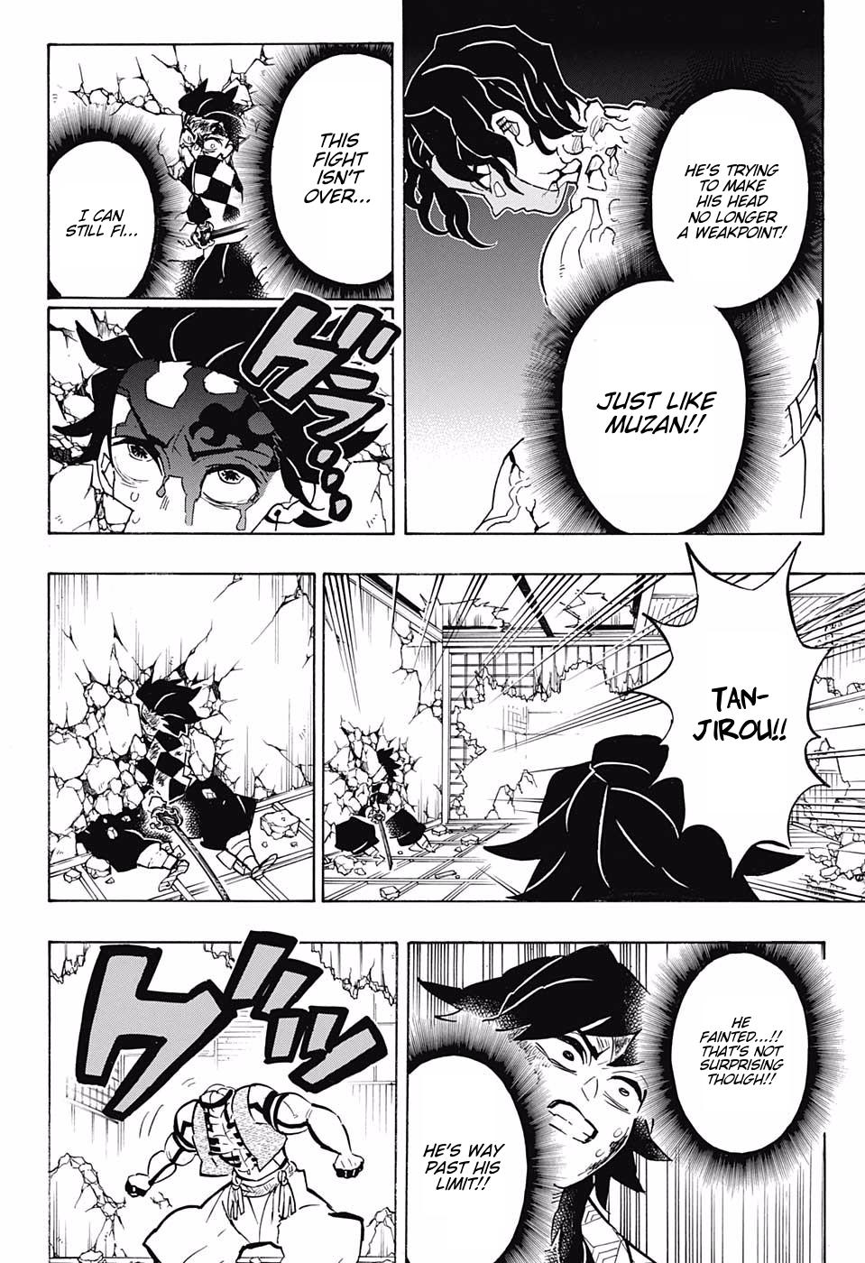 Kimetsu no Yaiba Chapter 153  Online Free Manga Read Image 14