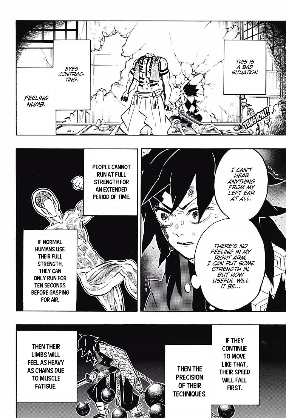 Kimetsu no Yaiba Chapter 154  Online Free Manga Read Image 2