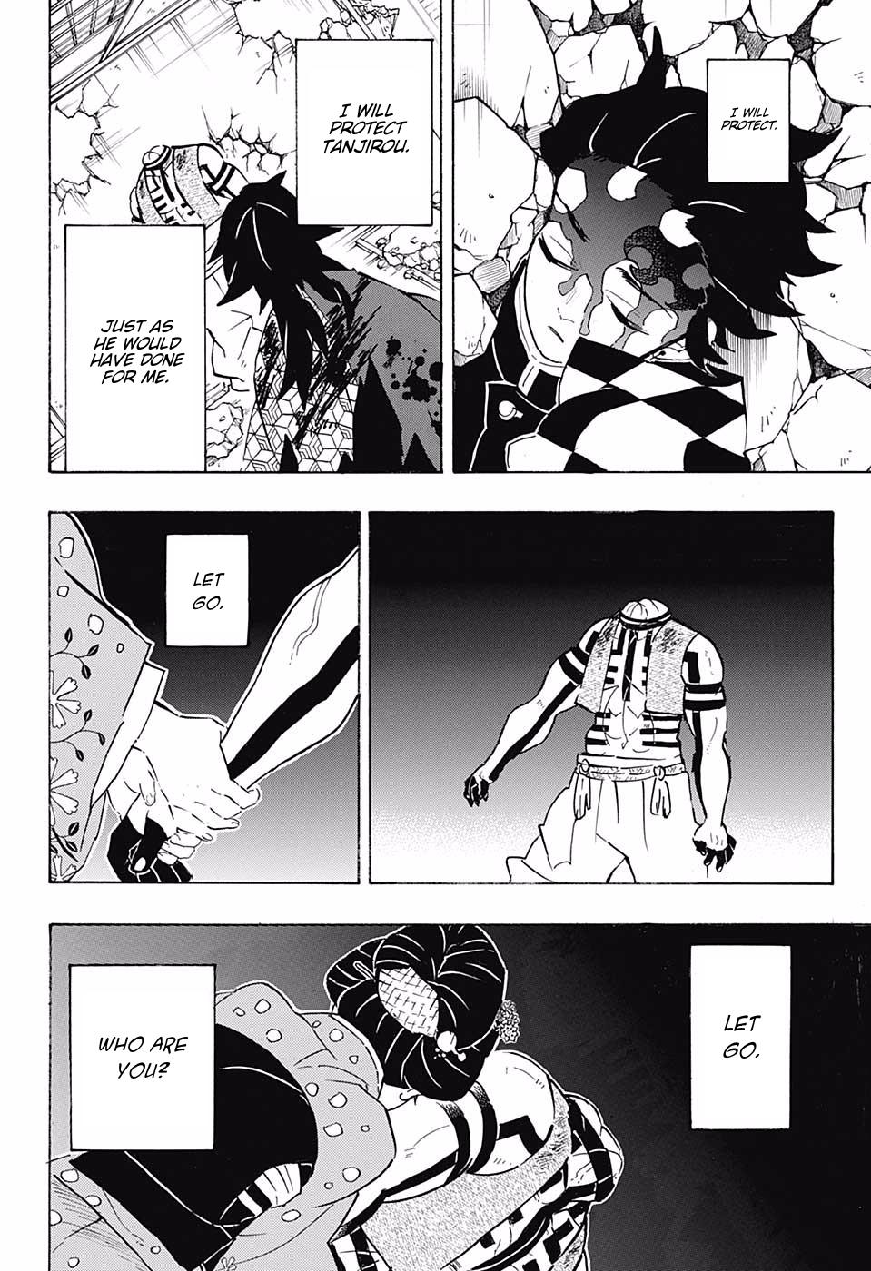 Kimetsu no Yaiba Chapter 154  Online Free Manga Read Image 4