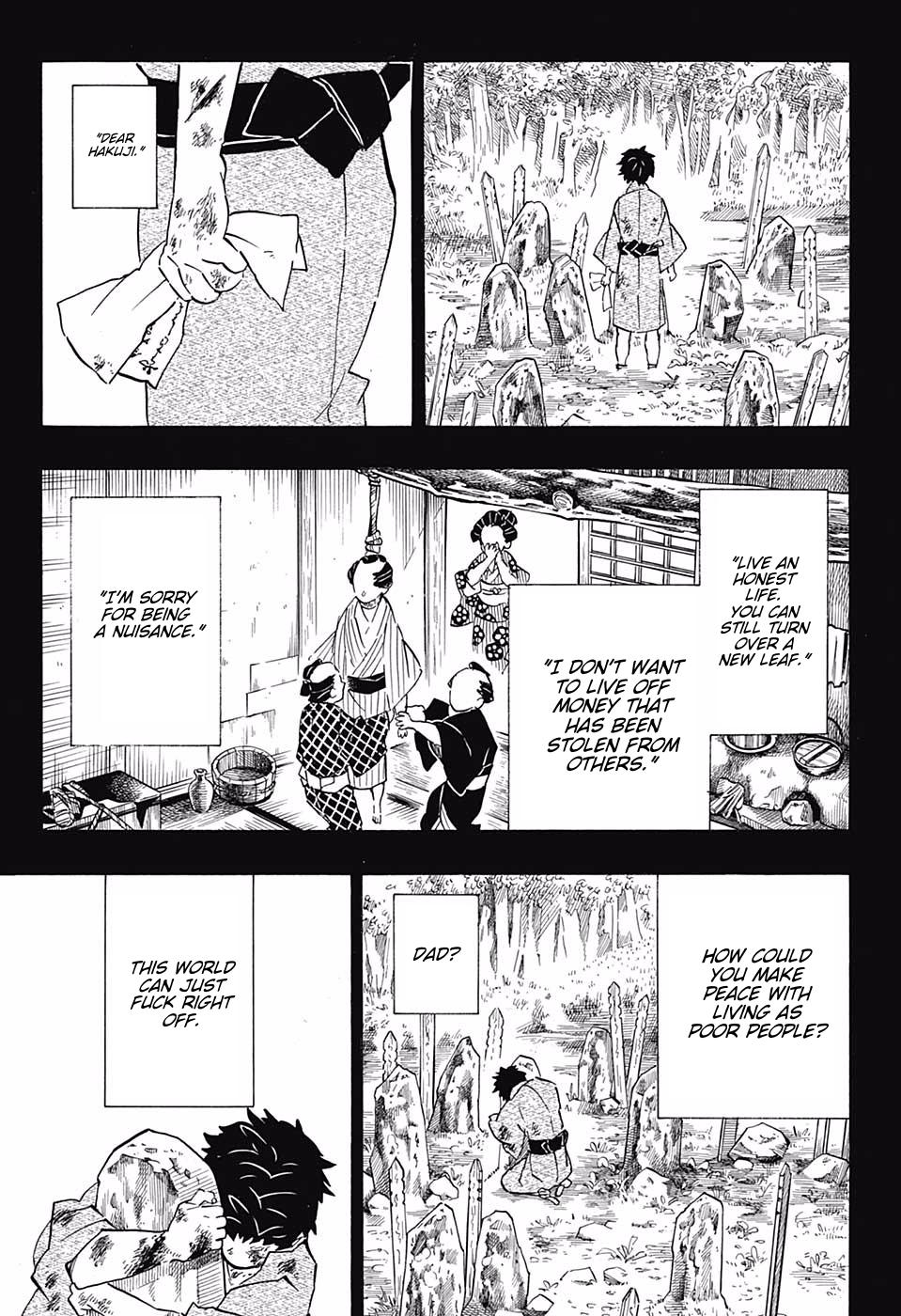 Kimetsu no Yaiba Chapter 154  Online Free Manga Read Image 9
