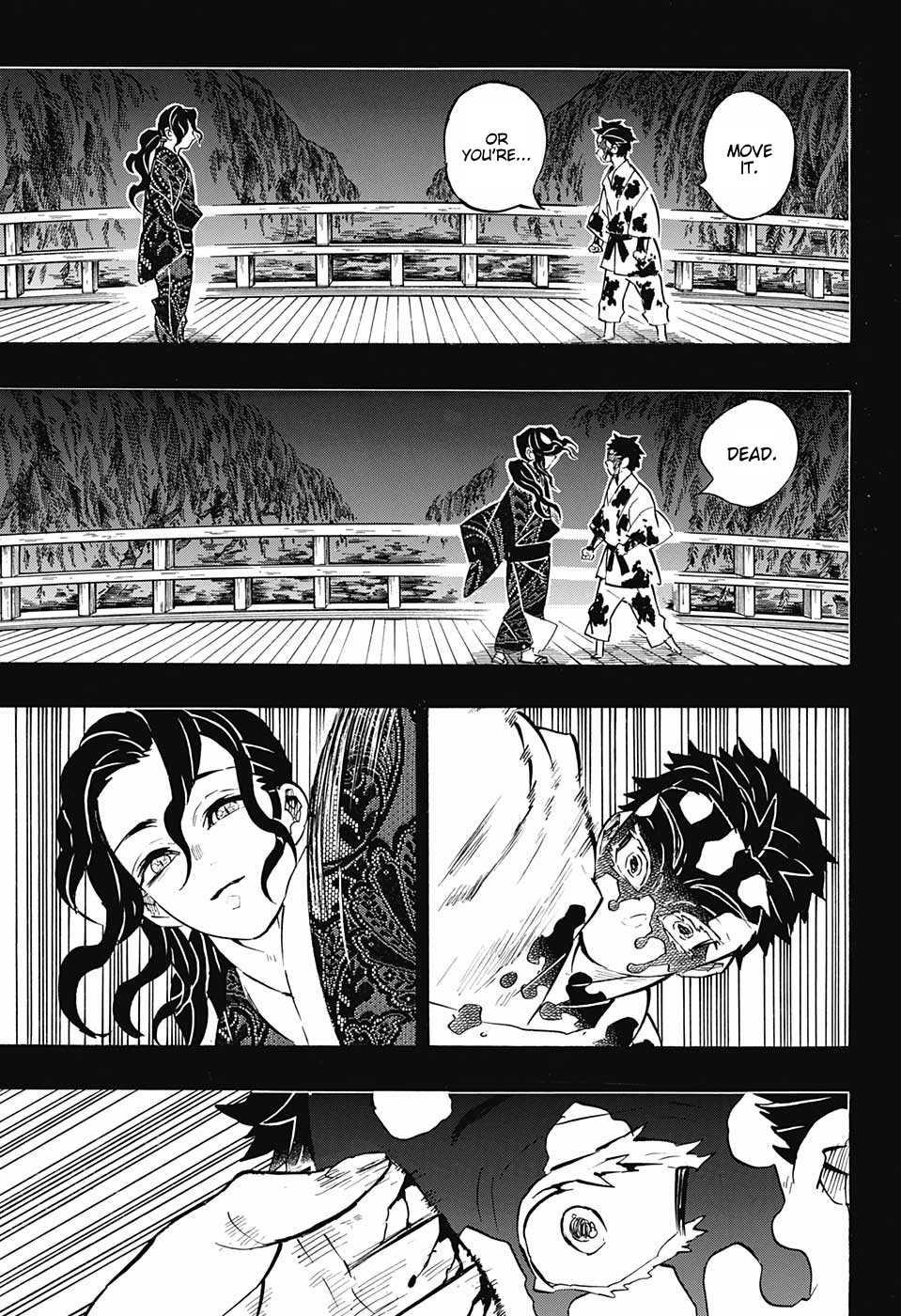 Kimetsu no Yaiba Chapter 155 Online Free Manga Read Image 17