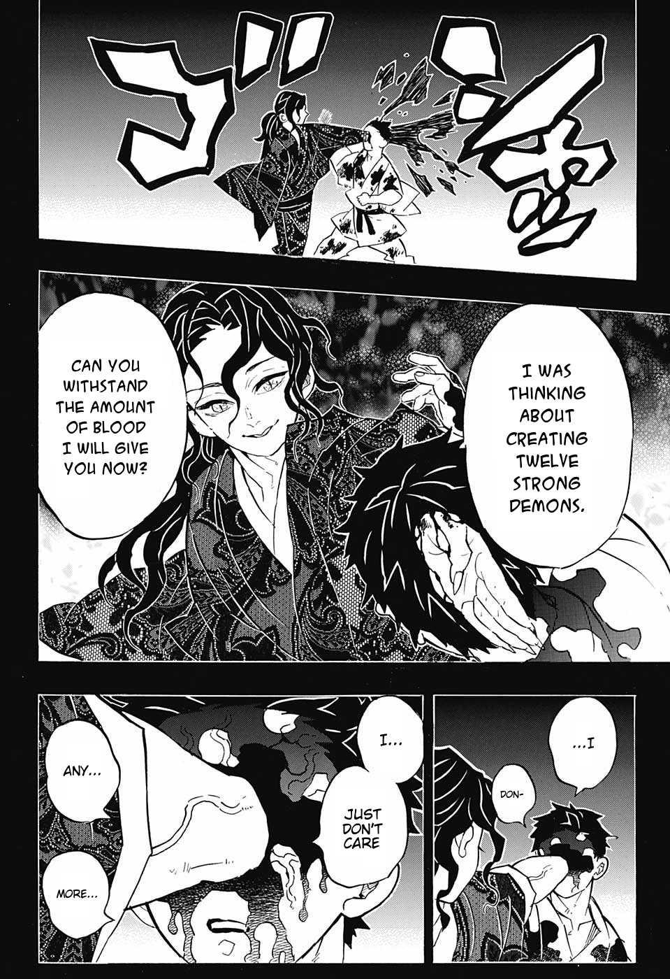 Kimetsu no Yaiba Chapter 155 Online Free Manga Read Image 18
