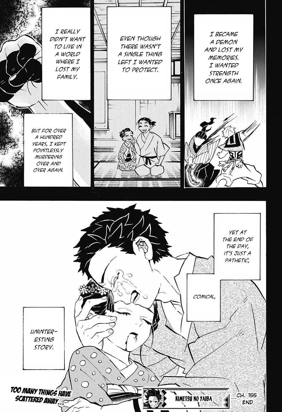 Kimetsu no Yaiba Chapter 155 Online Free Manga Read Image 19
