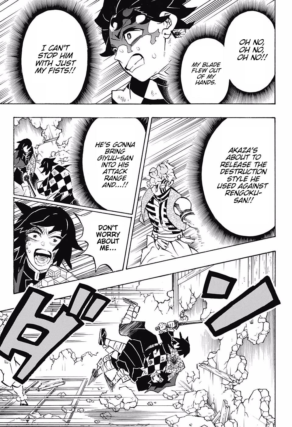 Kimetsu no Yaiba Chapter 156  Online Free Manga Read Image 9