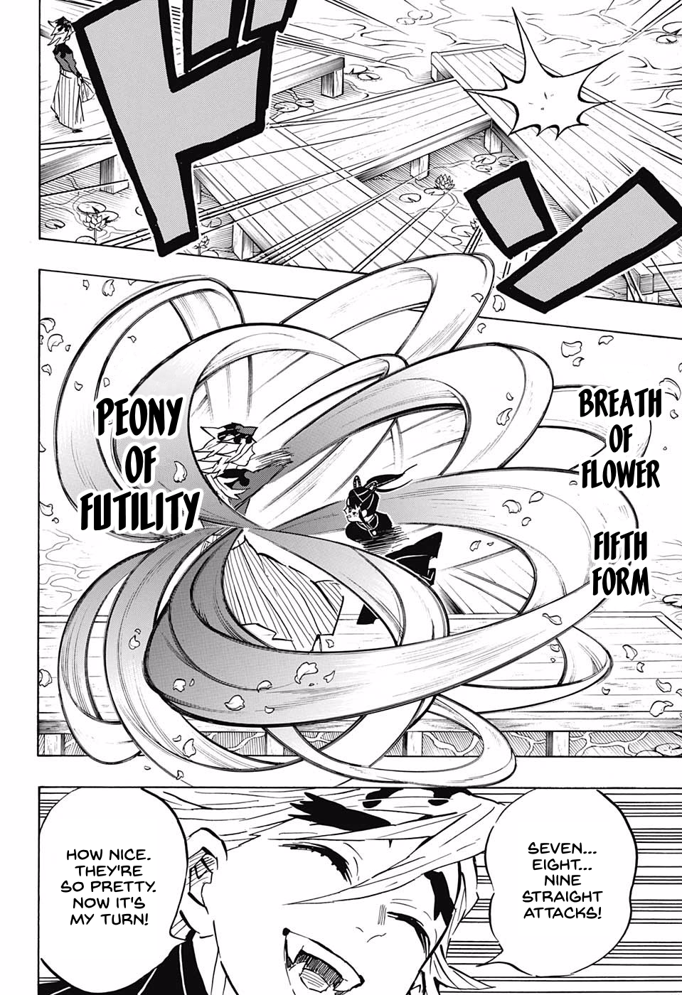 Kimetsu no Yaiba Chapter 158  Online Free Manga Read Image 4