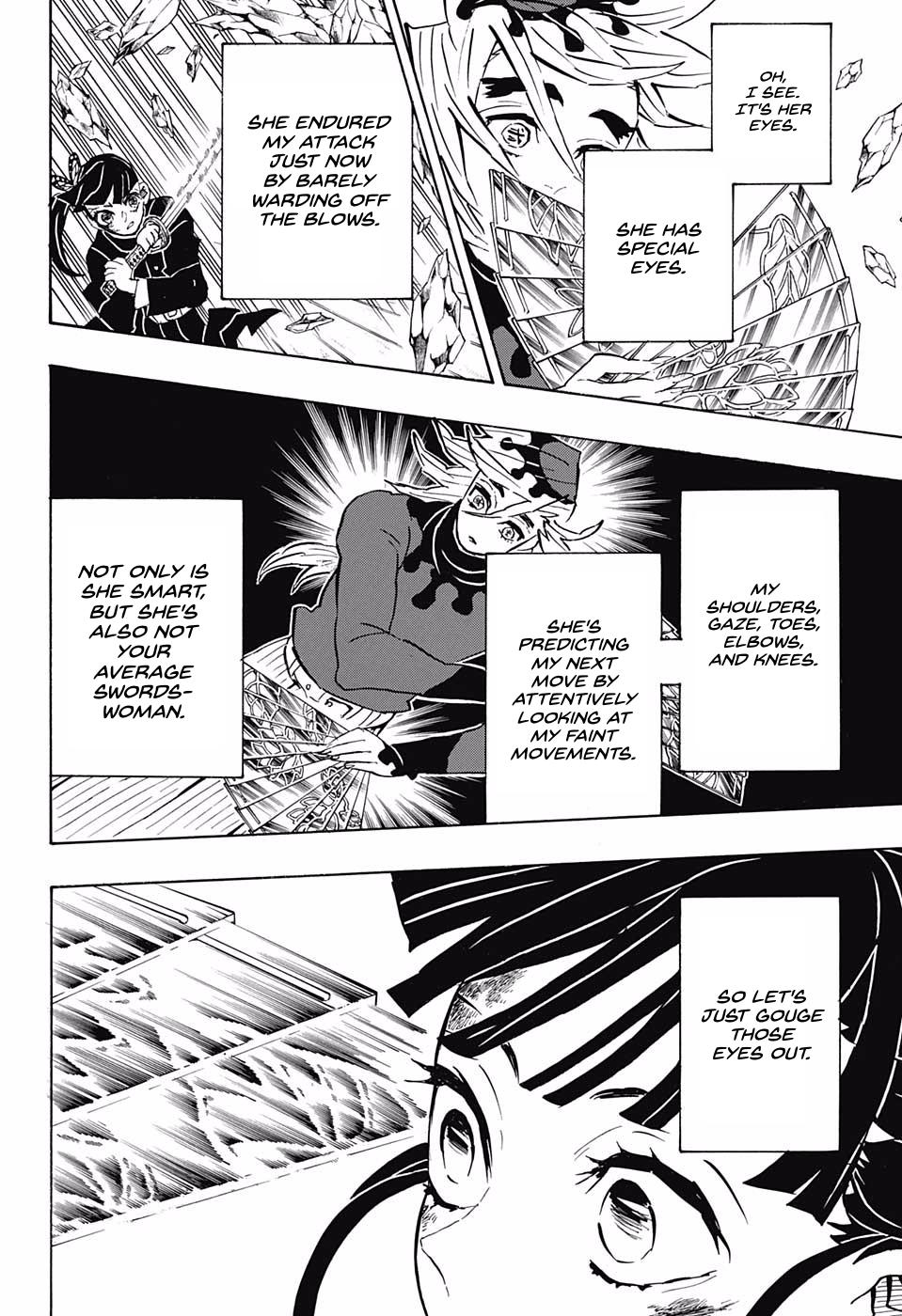 Kimetsu no Yaiba Chapter 158  Online Free Manga Read Image 6