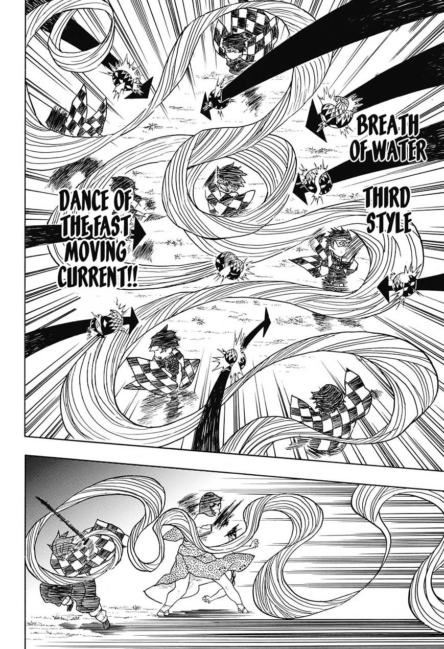 Kimetsu no Yaiba Chapter 16  Online Free Manga Read Image 22
