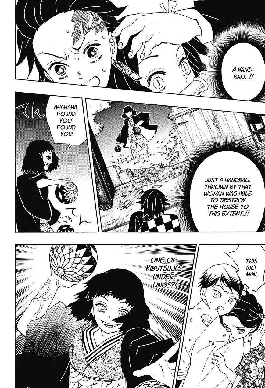 Kimetsu no Yaiba Chapter 16  Online Free Manga Read Image 4