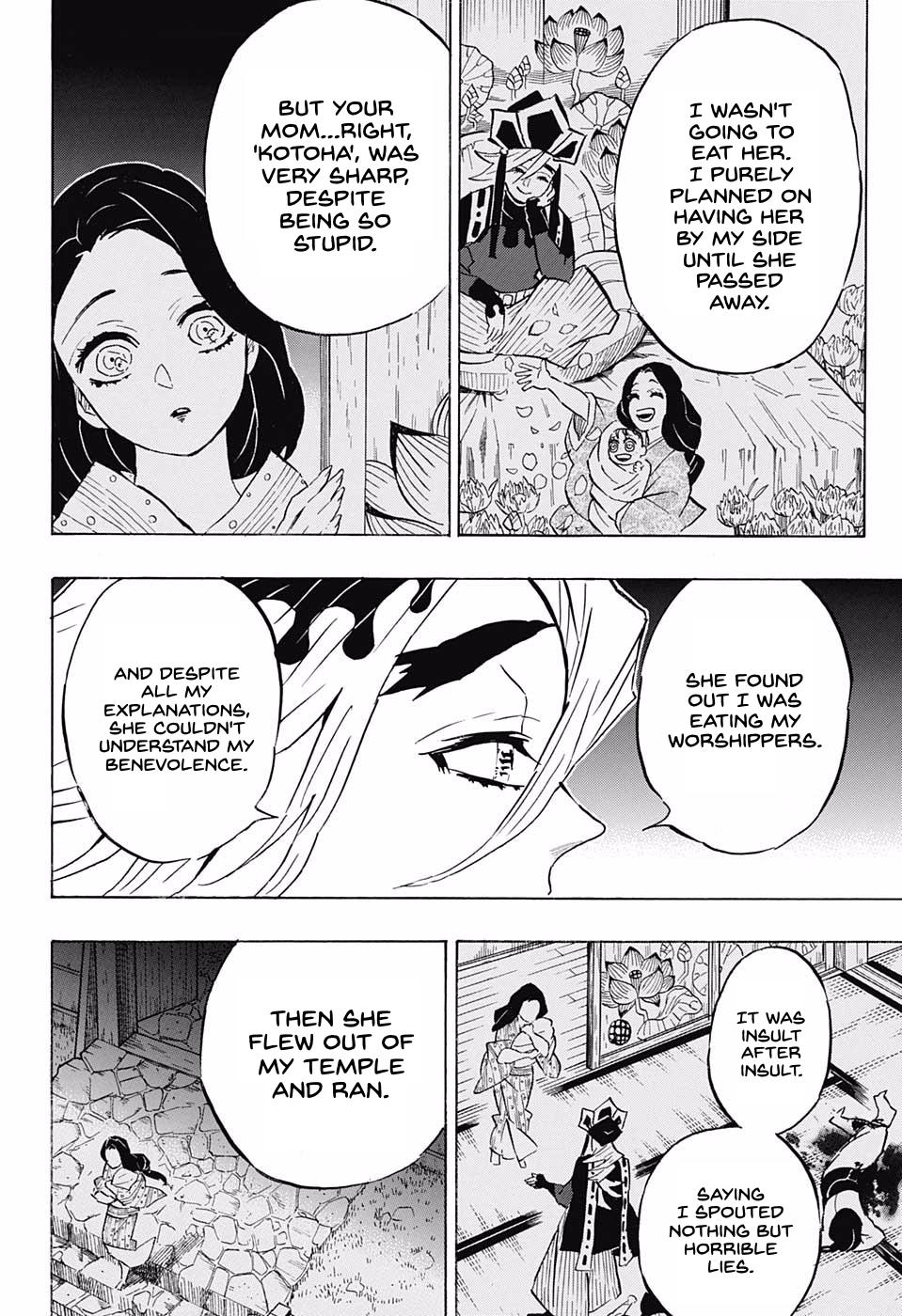 Kimetsu no Yaiba Chapter 160  Online Free Manga Read Image 12