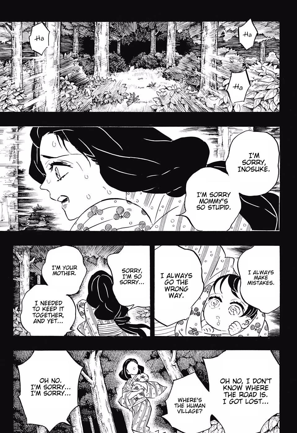 Kimetsu no Yaiba Chapter 160  Online Free Manga Read Image 13