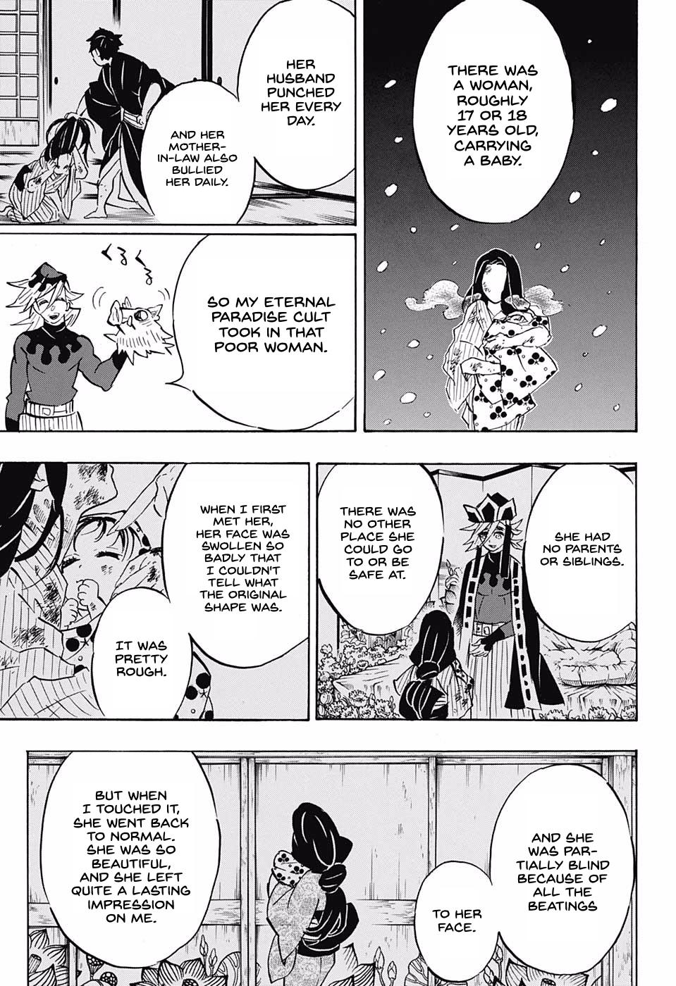 Kimetsu no Yaiba Chapter 160  Online Free Manga Read Image 5